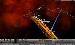 Valencia Thruster-Test Fire.