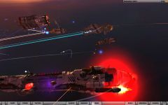 Boosters? on MY DSCG battleship?!