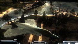 F-22 vs SU-35