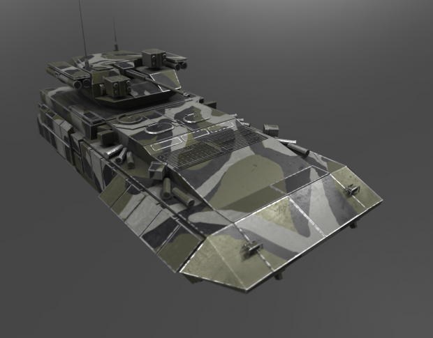 Russia T-15 ARMATA Heavy infantry fighting vehicles
