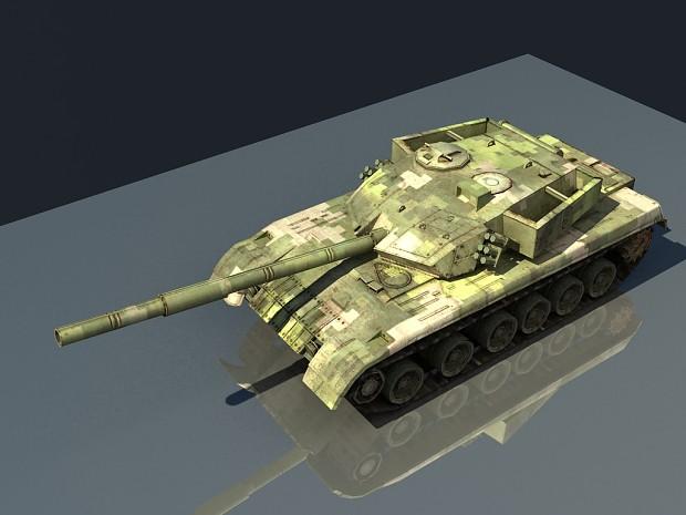 96式主战坦克