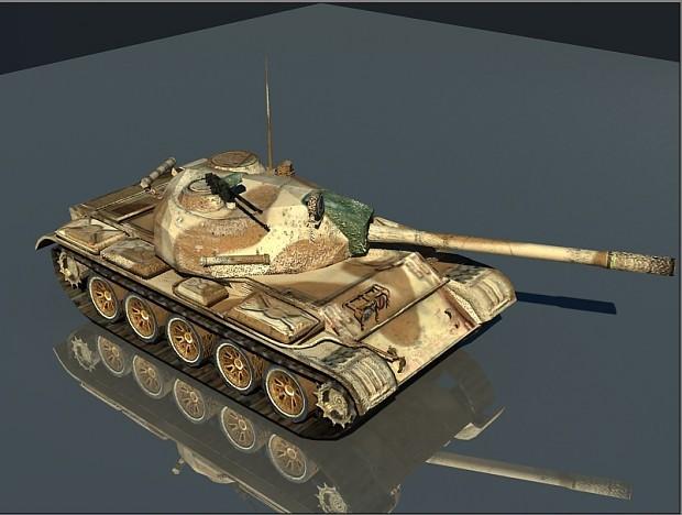 GLA  T-54