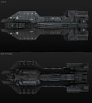 Military Variant Phoenix-Class [Textured]