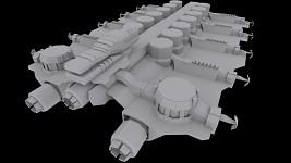 Springhill-class Mining Vessel