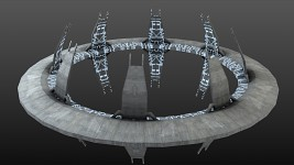 Mysterious Forerunner Structure