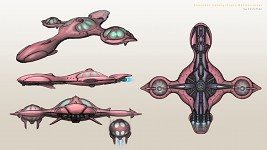 Covenant Colony Capital Ship