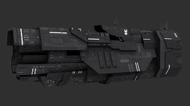 Super Carrier (Texture WIP)