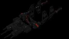 UNSC Capital shipyard (Lights)
