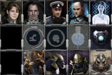 Player Portraits (Updated)
