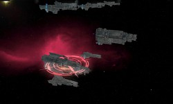 UNSC Command Cruiser