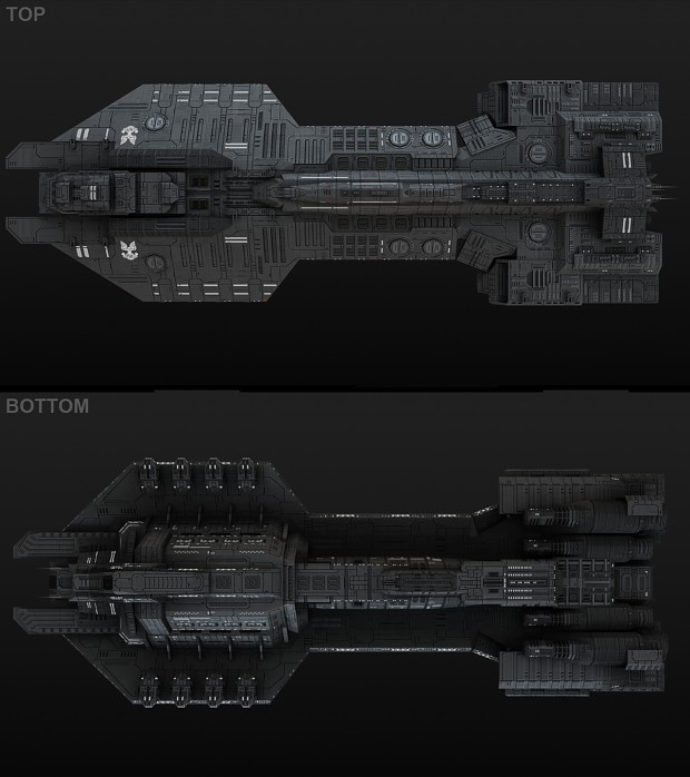 Military Variant Phoenix-Class [Textured]