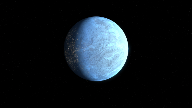 New Frozen Planet Texture