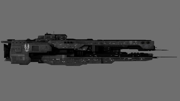 [Render] Strident-class Heavy Frigate