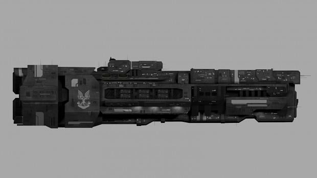 Punic-class Supercarrier Retexture