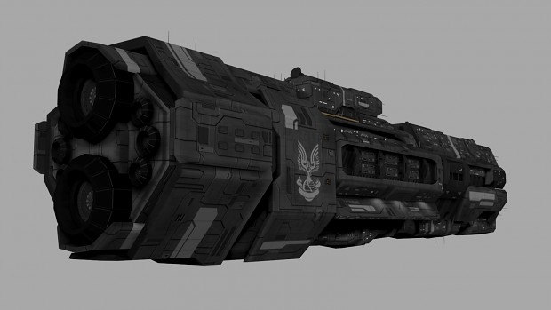 Punic-class Supercarrier Retexture