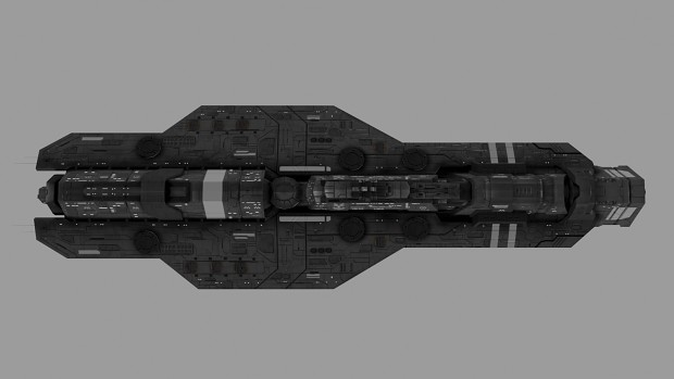 Epoch-class Heavy Carrier [Render]