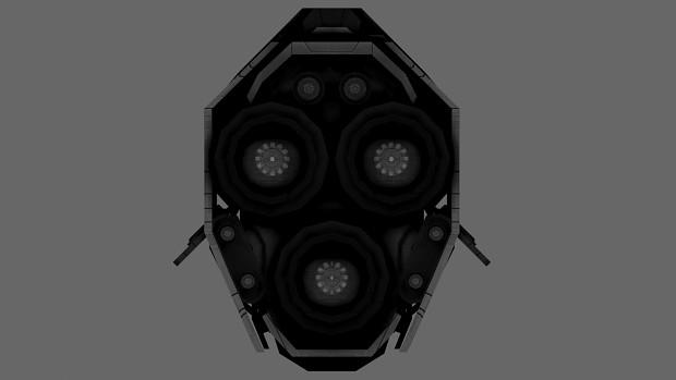 Noryang-class Carrier [Render]