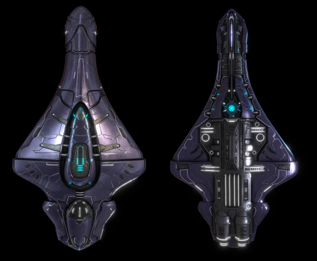 Covenant CAR-class Frigate V2