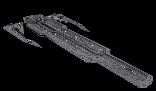 Forerunner Capital Ship