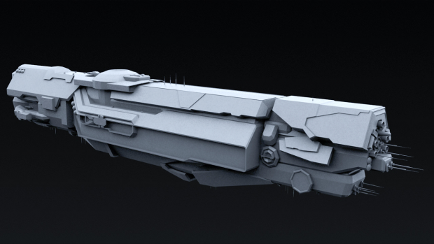 [WIP] UNSC Infinity