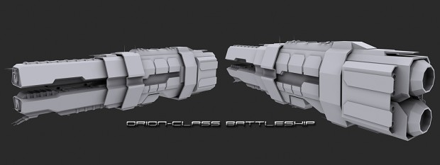 Orion-class Battleship [Contest Winner WIP]