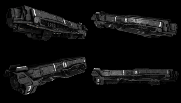 Punic-class Supercarrier [HFB Rework]