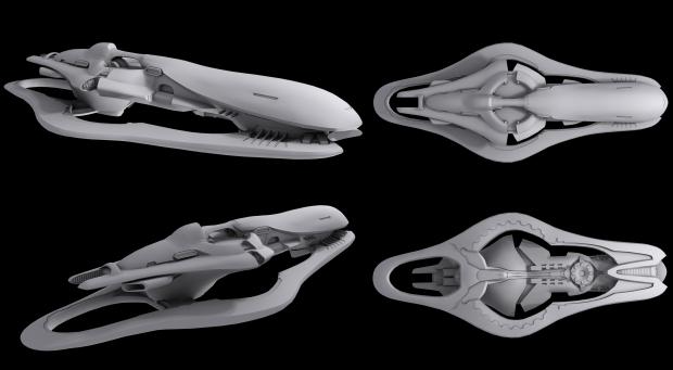 SDV-class Heavy Corvette 2.0