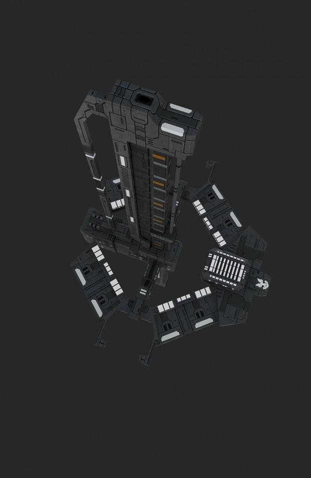 SMAC Platform [TEXTURED]