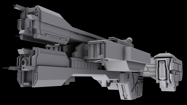 Stalwart-class light frigate V2 (WIP)