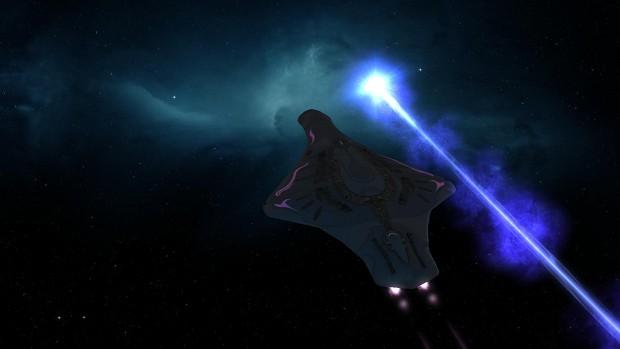 Covenant Omen-class Frigate