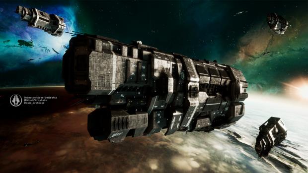 Introducing the Thanatos-class Battleship