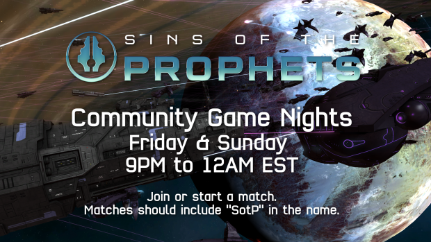 Community Game Nights!