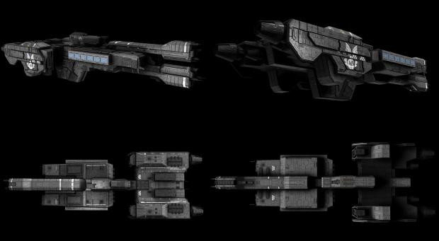 Stalwart-class Light Frigate Redux