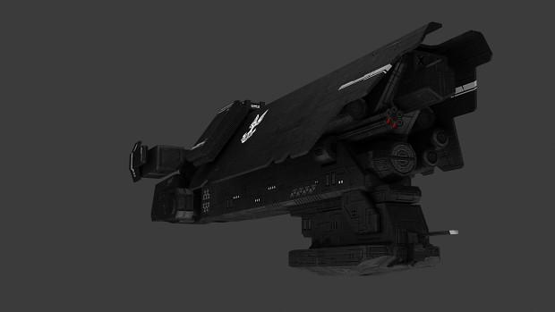 UNSC Berlin-class Frigate
