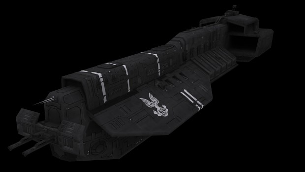 UNSC Athens Carrier