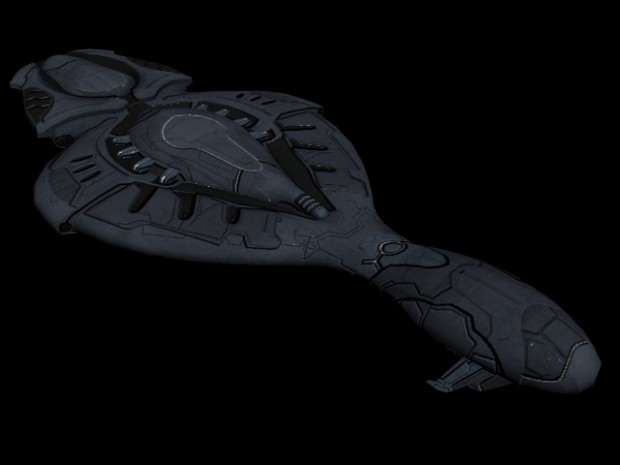 CCS Battlecruiser [Textured]