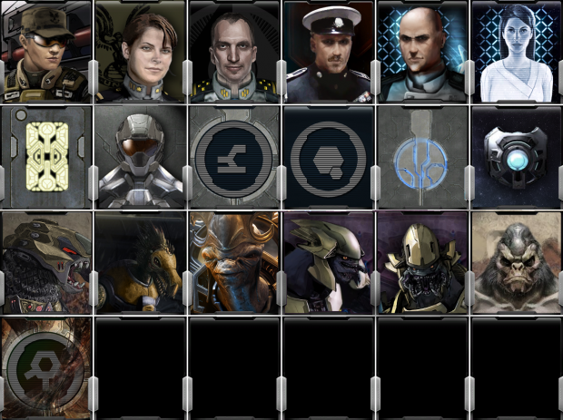 Player Portraits