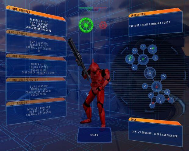 Star Wars Battlefront:Weapons Reloaded version 3.5