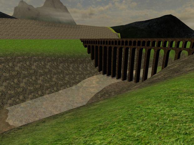 Hogwarts Aquaduct