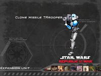 Clone Missile Trooper