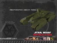 Deathwatch Heavy Tank