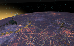 New Coruscant Skrimish Map