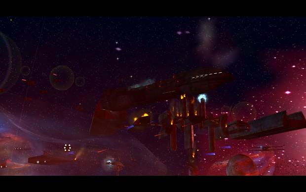 Space Battles (CIS Shipyards)