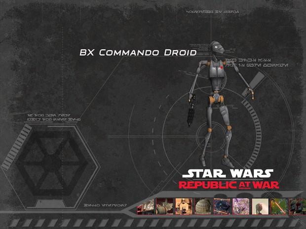 BX Commando Droid