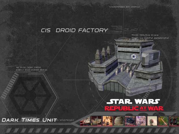 New CIS Droid Factory