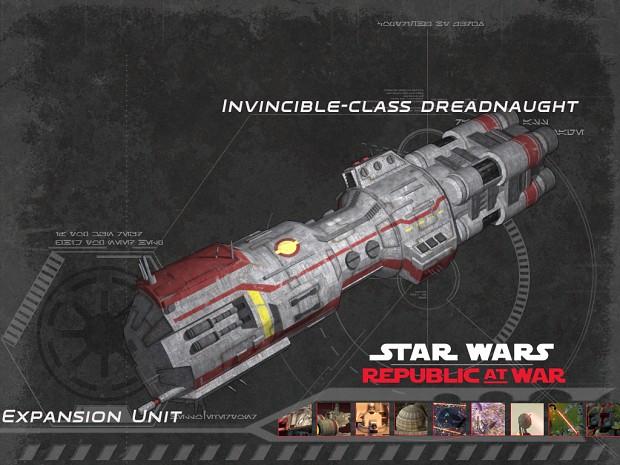 Invincible-class Dreadnaught