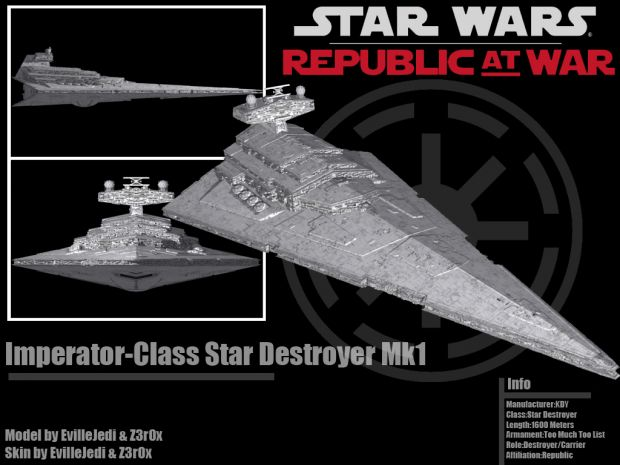 Imperator-Class Star Destroyer Mk1