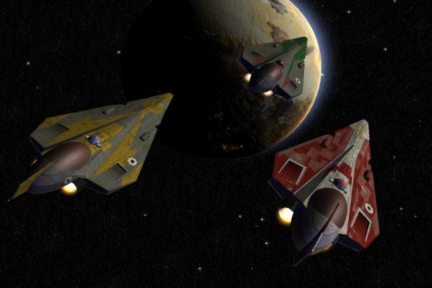 Jedi Trio 2