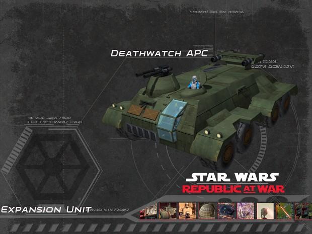 Deathwatch APC