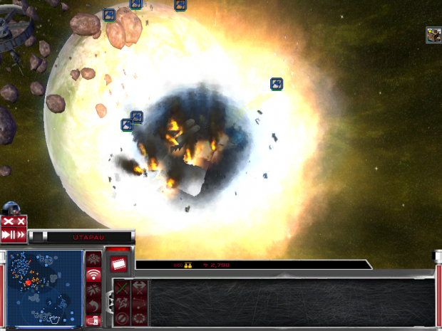 Ventor Explosions